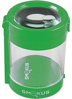 Amazoncom Smokus Focus Luxury Herb Storage Container Stash Jar