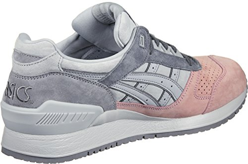 Asics - Gel Respector Platinum Collection Taupe Grey - Sneakers Unisex Gris