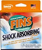 Fins Spectra 150-Yards Shock Absorbing Fishing Line, Green/Black, 15-Pound