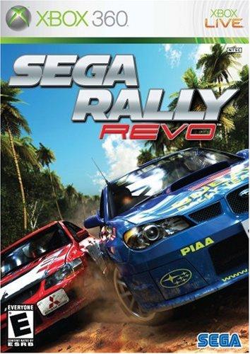 Sega Rally Revo Xbox 360