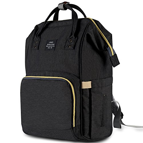 HaloVa Multi-Function Waterproof Backpack Diaper Bag Only $26.99 (Was $56.50) **Today Only**
