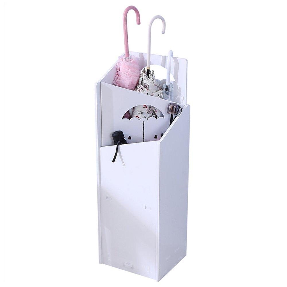 KFXL 傘スタンドホワイト傘バケツ家庭防水傘スタンドラックウォールマウント傘スタンド (サイズ さいず : 25*21*52CM) B07DXCH22J 25*21*52CM 25*21*52CM