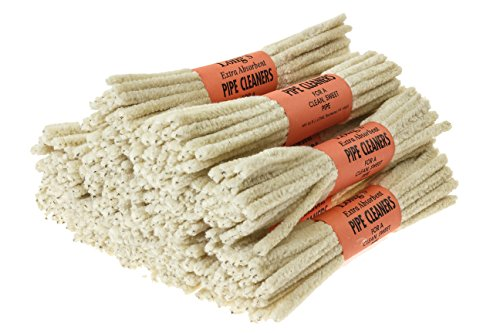 BJ Long Extra Absorbent Pipe Cleaners 32 Count - 12 Pack TP-1434 by BJ Long