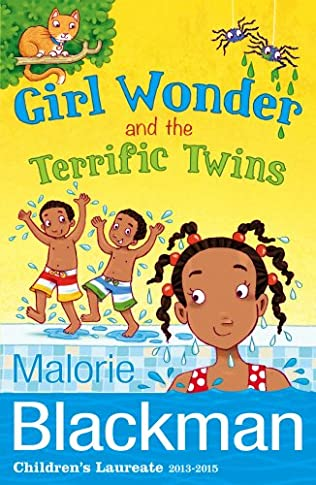 book cover of Girl Wonder and the Terrific Twins