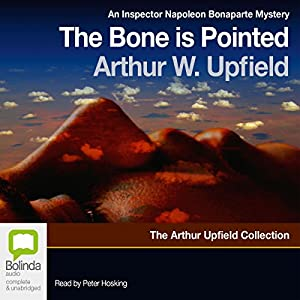 The Bone Is Pointed Hörbuch
