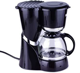 Máquina de Café, Mini Cafetera Eléctrica por Goteo Cafetera ...