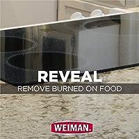 Weiman Glass Cooktop Cleaner - reveal
