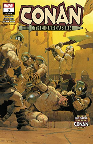 Pdf Graphic Novels Conan The Barbarian (2019-) #3