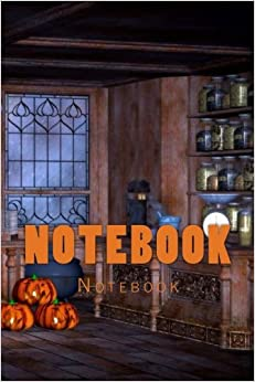 Notebook: 150 page lined notebook