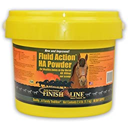 Finish Line Horse Products Fluid Action Ha Powder(60-Ounce)