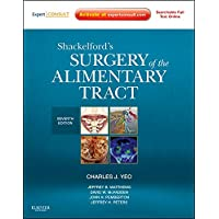 Shackelford's Surgery of the Alimentary Tract - 2 Volume Set: Expert Consult - Online...