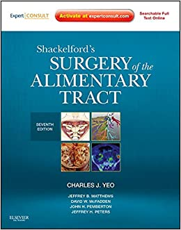 shackelford surgery 7th edition free download