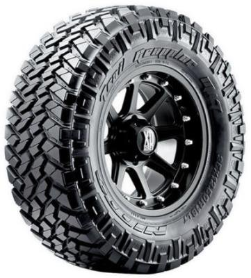 Nitto Trail Grappler M/T all_ Season Radial Tire-LT285/75R18/10 - Tires 18 Nitto