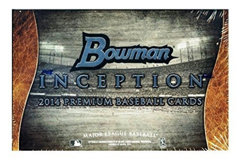 2014 Bowman Autographs - 2014 Bowman Inception MLB Baseball Factory Sealed HOBBY Box with FIVE(5) AUTOGRAPHS ! Brand New ON FIRE! Look for Super hot Kris Bryant and Jose Abreu Rookie Autographs !
