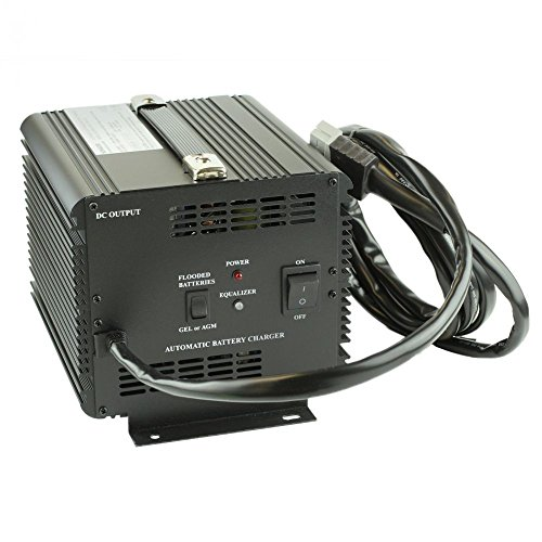 Ezgo golf cart Powerwise 36 volt battery charger.  This is a Schauer golf cart battery charger.