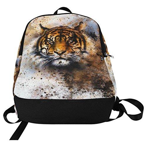 Travel Backpack Casual 8 School College Daypack Fantasy Custom Bag multi InterestPrint wxE0an