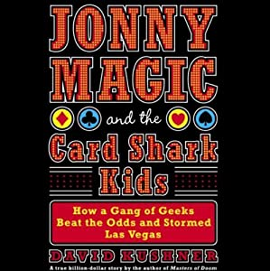 Jonny Magic and the Card Shark Kids Audiobook