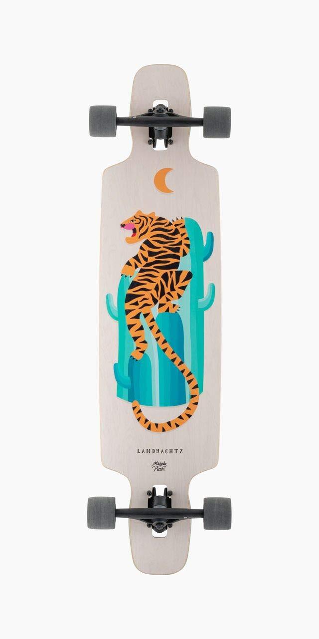 Landyachtz Drop Carve Longboard Complete and Colors