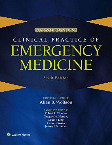 Harwood-Nuss' Clinical Practice of Emergency Medicine Pdf