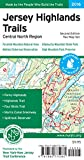 Jersey Highlands Trails Map: Pyramid Mountain Natural Area, Mahlon Dickerson Reservation, Allamuchy Mountain State Park, High Mountain Park Preserve