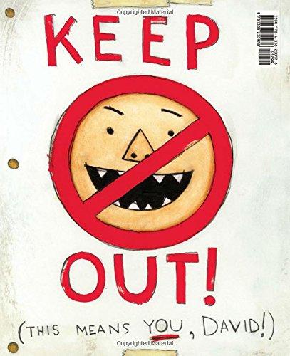 Grow Up, David! (David Books)