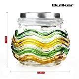 Bullker Water Proof Sun Jar Solar LED Lamp