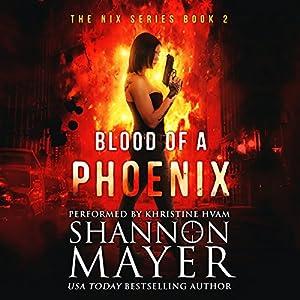 Blood of a Phoenix Hörbuch