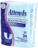 Attends Booster Pads with Odor Shield Technology