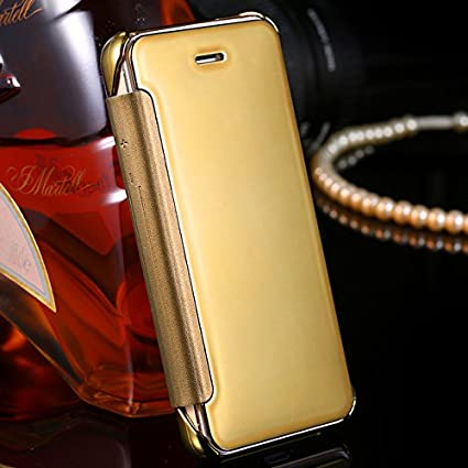 AE Mobile Accessories Luxury Glossy Mirror Clear View