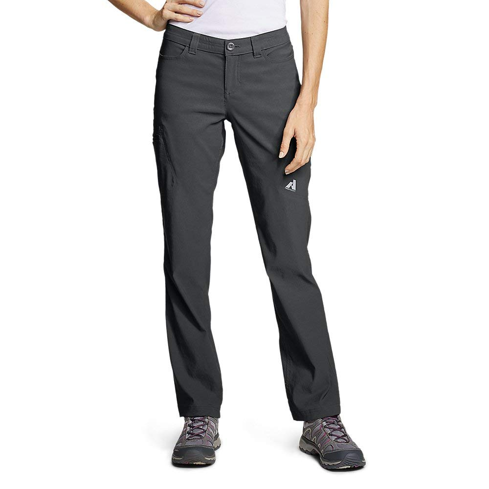 Eddie Bauer Women's Guide Pro Pants, Dk Smoke Tall 14 by Eddie Bauer