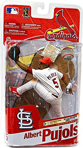 MLB Series 27 Albert Pujols 5 - Cardinals Action Figure