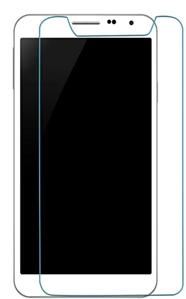 Vimkart High Quality mobile Tempered Glass screen protector guard for Intex Aqua Amaze Plus Mobile Phone Cases   Covers