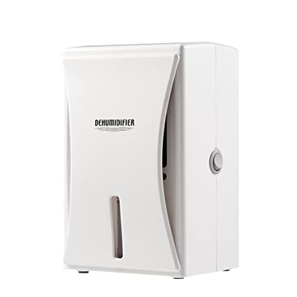 YAMAX portátil deshumidificador absorbente de humedad Mini Secador de aire deshumidificador con depósito de 600 ml