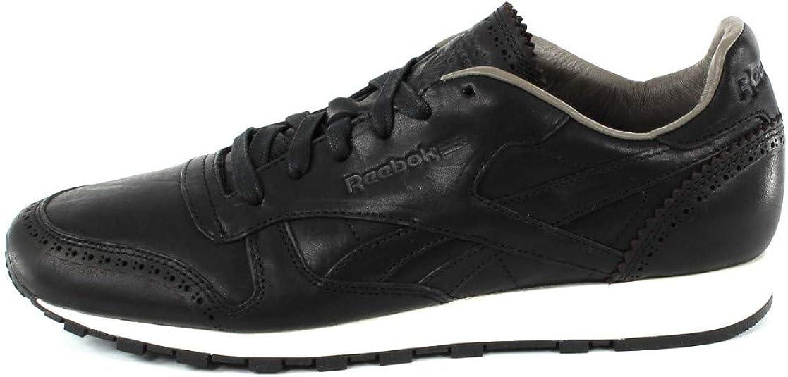 Herren Schuhe sneakers Reebok Classic Leather Lux Horween