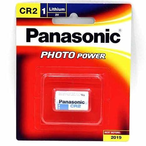 Panasonic CR2 Battery for Cameras Camera Batteries