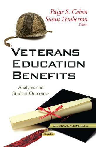 Veterans Education Benefits: Analyses and Student Outcomes