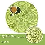 Profusion-Circle-tovaglietta-per-tazza-da-t-e-caff-bamb-Caff-Coffee