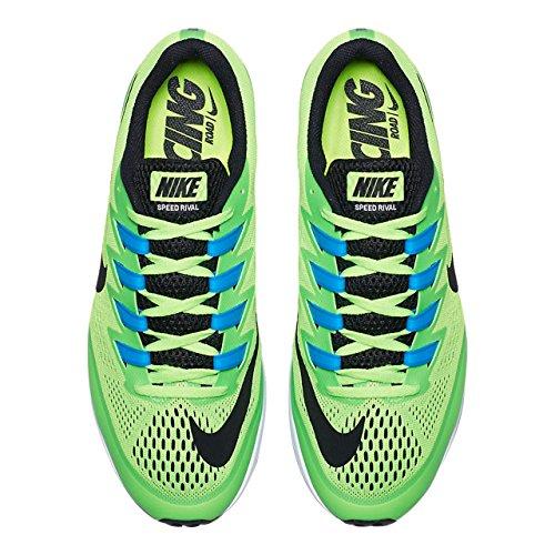 Nike Women's Indoor Court Shoes green Grün yMlmw