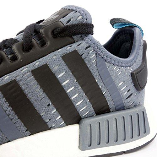 De Nmd Adidas r1 noir Femme Gris Trail Chaussures a8xO6txw