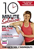 Exerciseball - 10 Minute Solution - Pilates On The Ball [DVD] [2008]