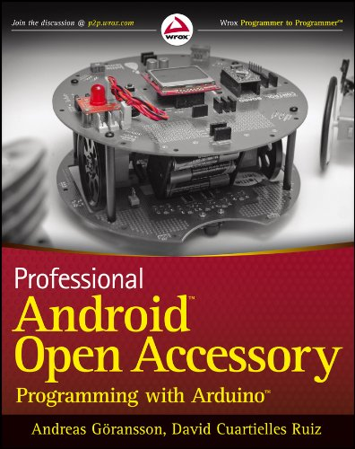 Download Professional Android Open Accessory Programming with Arduino Pdf