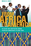 From Africa to America, Moses O. Biney, 0814786391