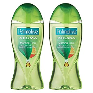 Palmolive Body Wash Aroma Morning Tonic Shower Gel – 250ml (Pack of 2)