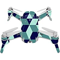 Skin For Yuneec Breeze 4K Drone – Geo Tile | MightySkins Protective, Durable, and Unique Vinyl Decal wrap cover | Easy To Apply, Remove, and Change Styles | Made in the USA