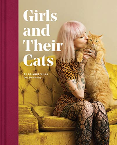 "Girls and Their Cats showcases 50 strong, independent, and artistic women who take the world in stride with their beloved felines.This stunning book redefines what it means to be a ""cat lady"" through striking portraits and engaging profiles of each w..."