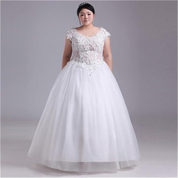 Hs222 ウェディングドレス ドレス aライン プリンセス マタニティ Amazon