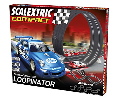 Scalextric-Compact-Circuito-Compact-Loopinator-C10163S500