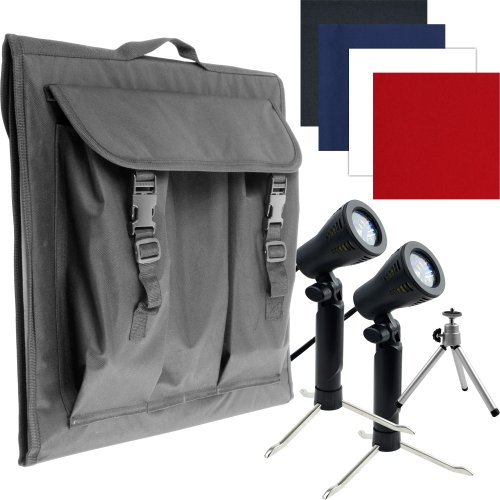 Electric Avenue 82-55614 Deluxe Table Top Photo Studio Photo Light Box (Tabletops Avenue compare prices)