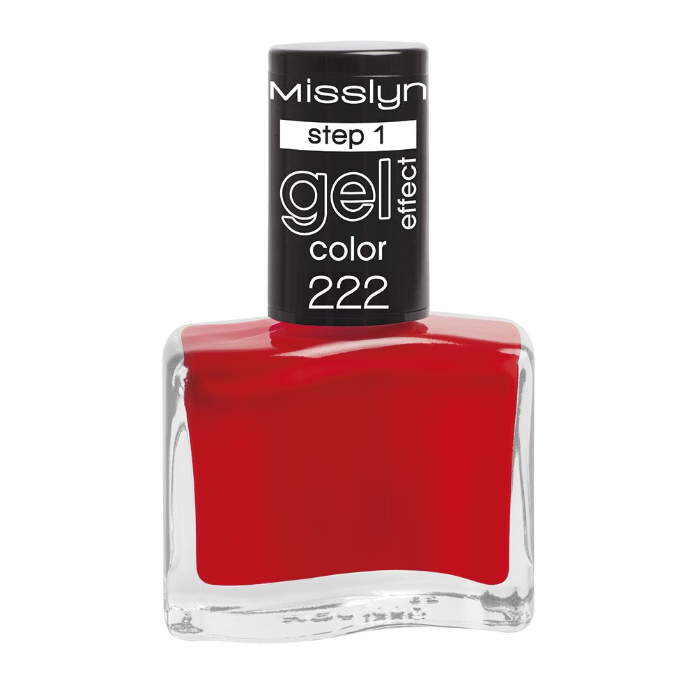 misslyn Gel Effect color N. 222 Impulsive Love, 10 ML M191.222