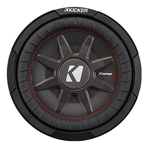 "Kicker 10"" Shallow Mount Competition Subwoofer"